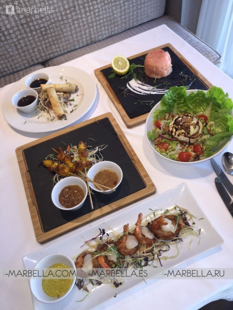 Food Review of La Sala Gibraltar