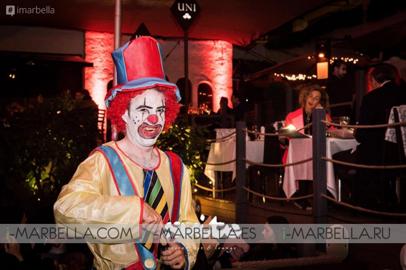 Halloween 2015 at Sea Grill, Suite, and UNI @ Puente Romano: Gallery Vol. 1