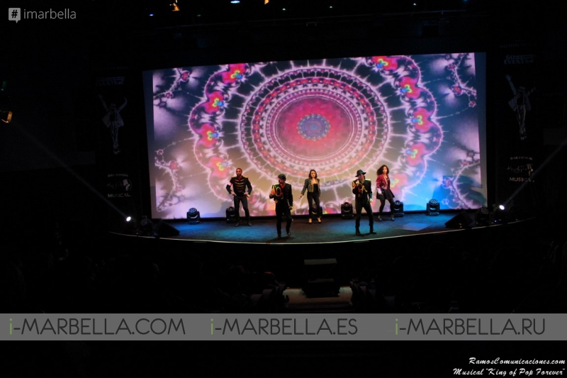 Last Two Shows of Michael Jackson Tribute in Pictures