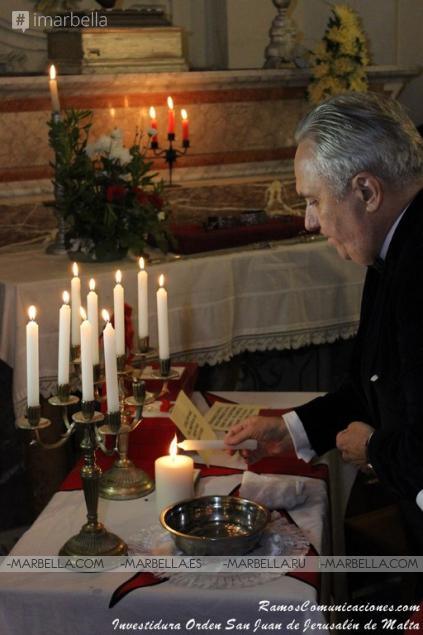 Celebrations of The Sovereign Military Hospitaller Order of Saint John of Jerusalem