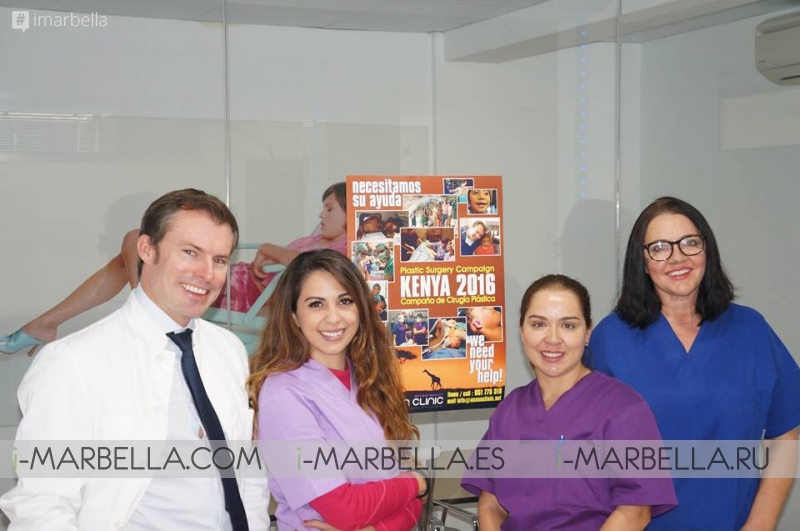Ocean Clinic Marbella Changing Lives in Rural Africa: Meet Team Kenya!