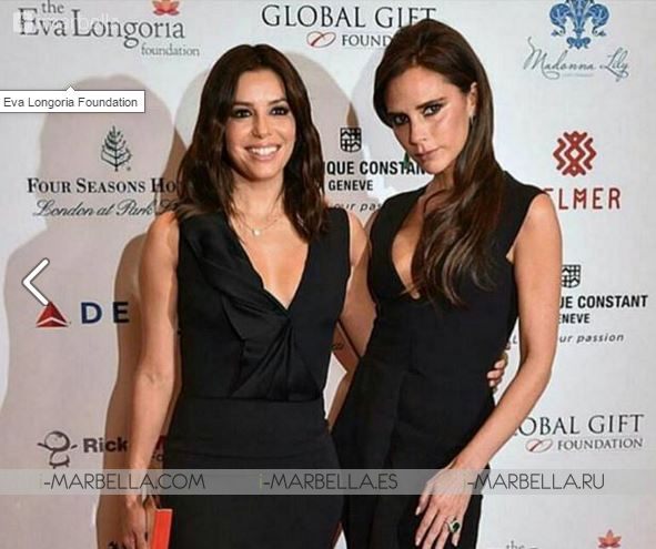 Star-Studded Global Gift Gala 2015 in London: Gallery + Video