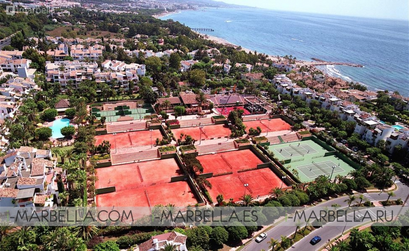 Puente Romano Listed in Top 9 Best Tennis Academies
