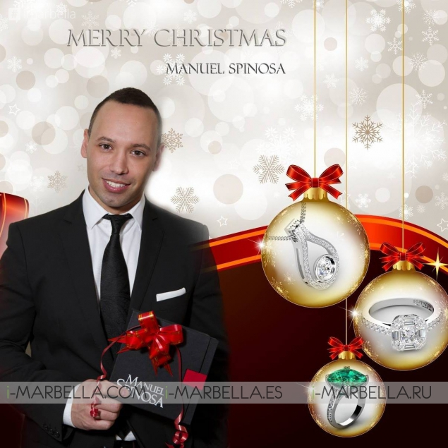 A Little Christmas Something: Christmas Cards from i-Marbella Partners