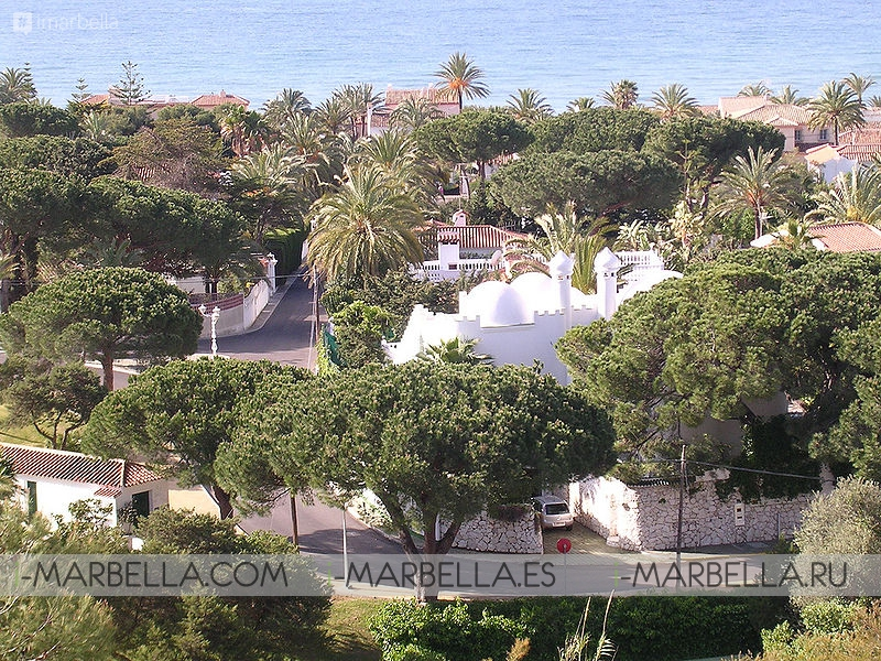 History of Marbella