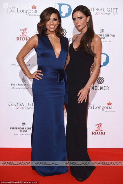 Victoria Beckham to Design Eva Longoria's Wedding Dress
