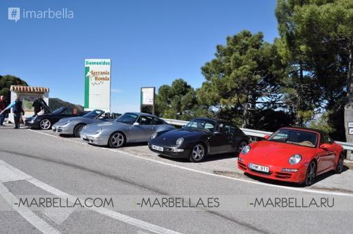 POCA Inviting Porsche Enthusiasts