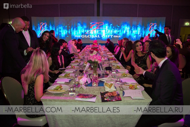 Interview with Angela Cid, Organiser of The Global Gift Gala in Dubai