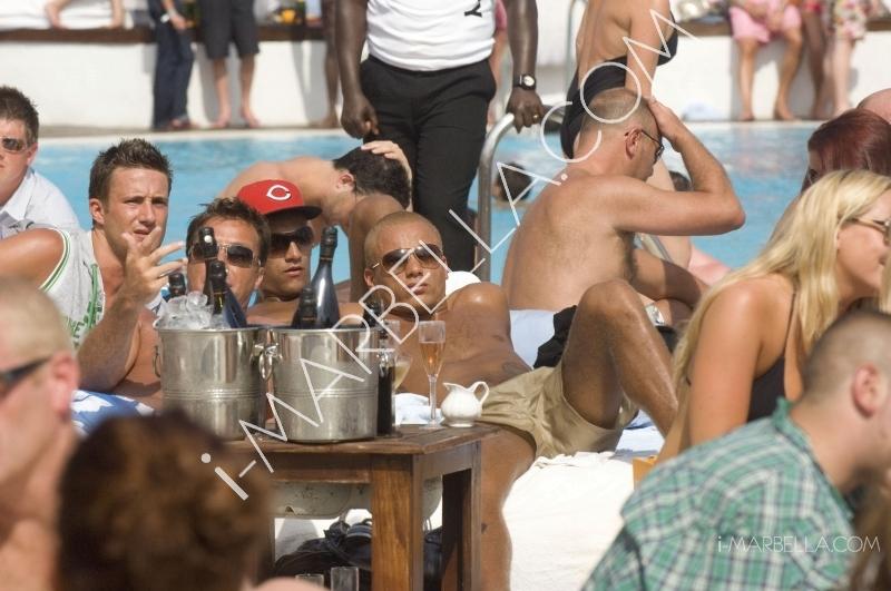 GALERÍA: Segunda fiesta de Champagne en Ocean Club