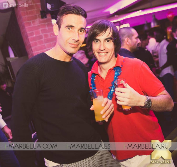 New Year's Eve @ Living Room Bar&Lounge in Pictures