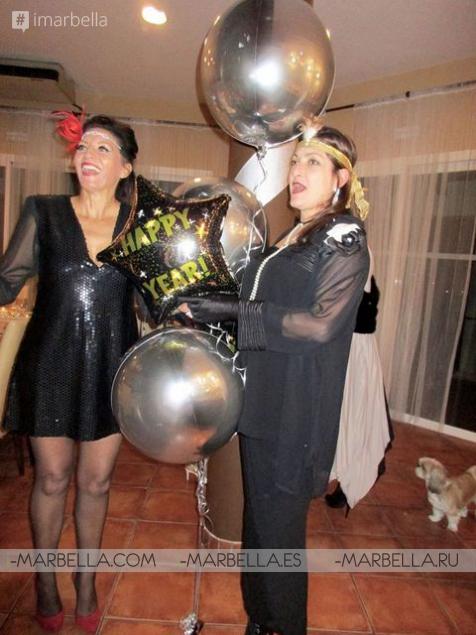 Saeko Hamada Column #35: Saeko's and Alessandro's New Year's Eve Party 2015