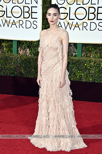 A Golden Night Of New And Old: The Golden Globes 2016