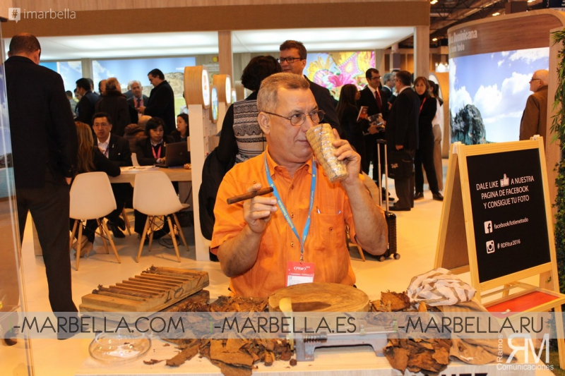 International Tourism Trade Fair 2016 in Spain: Gallery