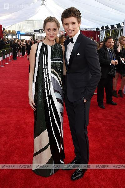 Screen Actors Guild Awards 2016: Красная дорожка