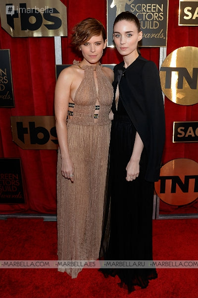 The 22nd Screen Actors Awards 2016: Red Carpet Gallery