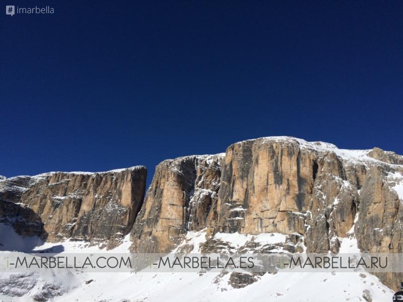 Annika Urm's Column: Italian Dolomites Skiing Holiday 2016