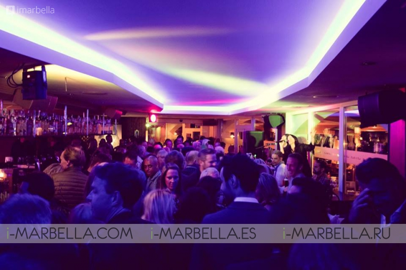 Weekend Party @ La Sala Puerto Banus on February 27, 2016