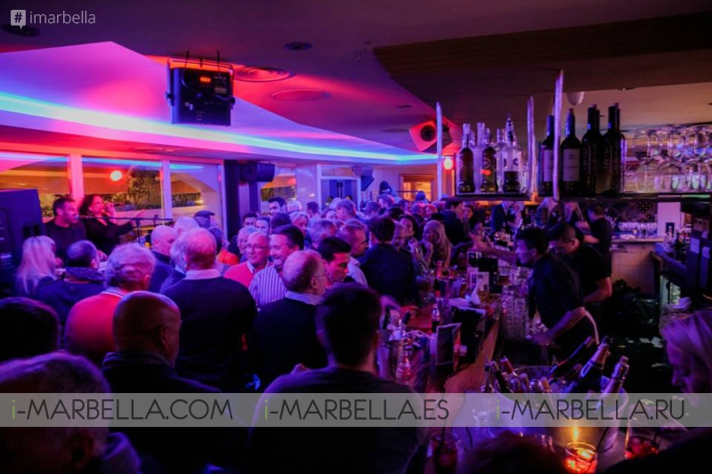 Weekend Party @ La Sala Puerto Banus on February 27, 2016