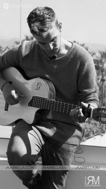 Entrevista del cantante Ginés González