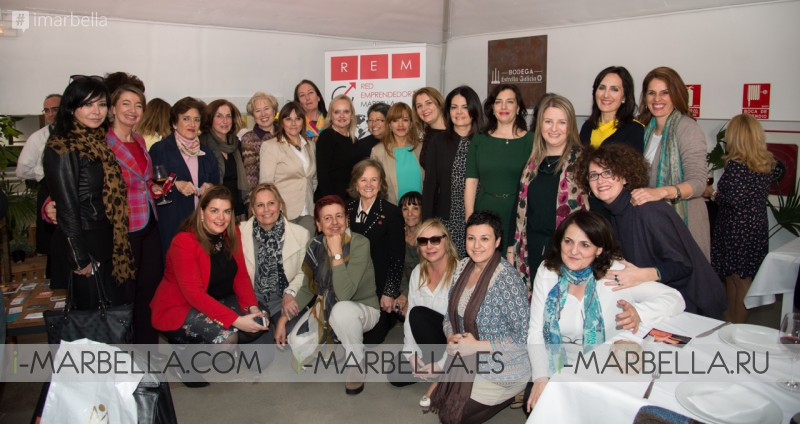 Defending the Role of Women in Business in Marbella