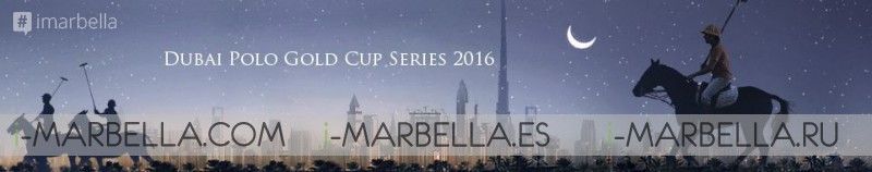 Dubai Polo Cup 2016