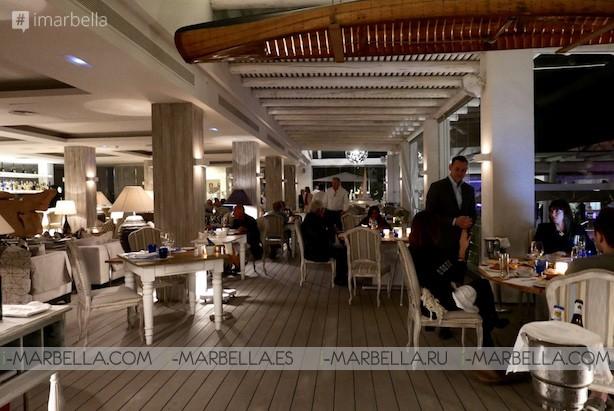 Supper at sea grill puente romano marbella in pictures - Sea grill marbella ...