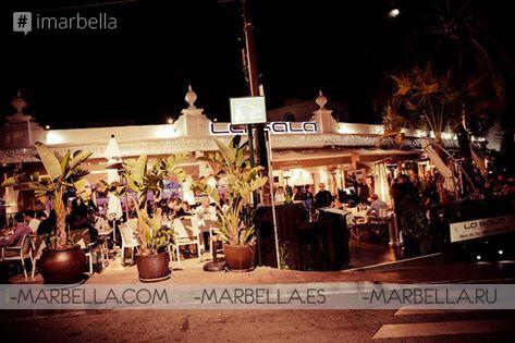 Пасхальный уикенд в ресторане La Sala Puerto Banus