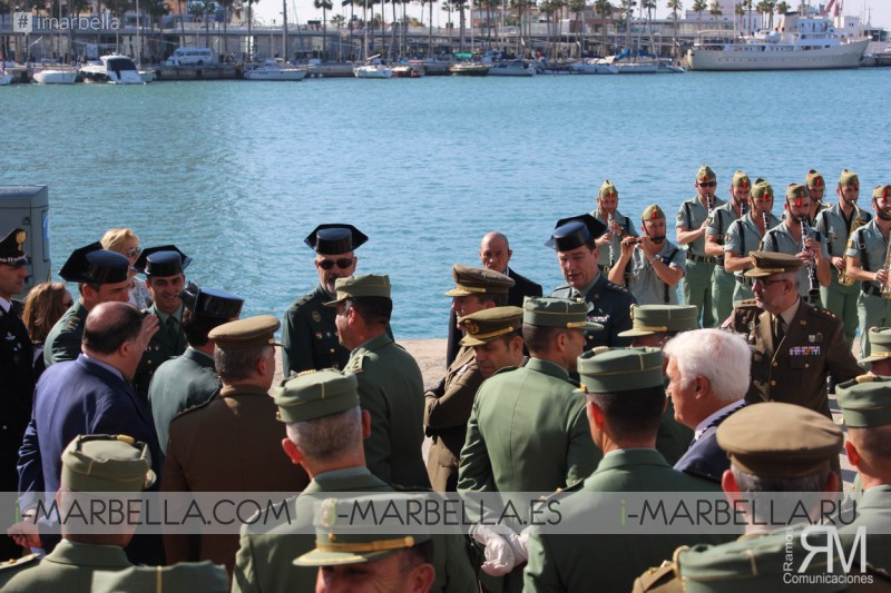 Desembarco de la Legión en Málaga
