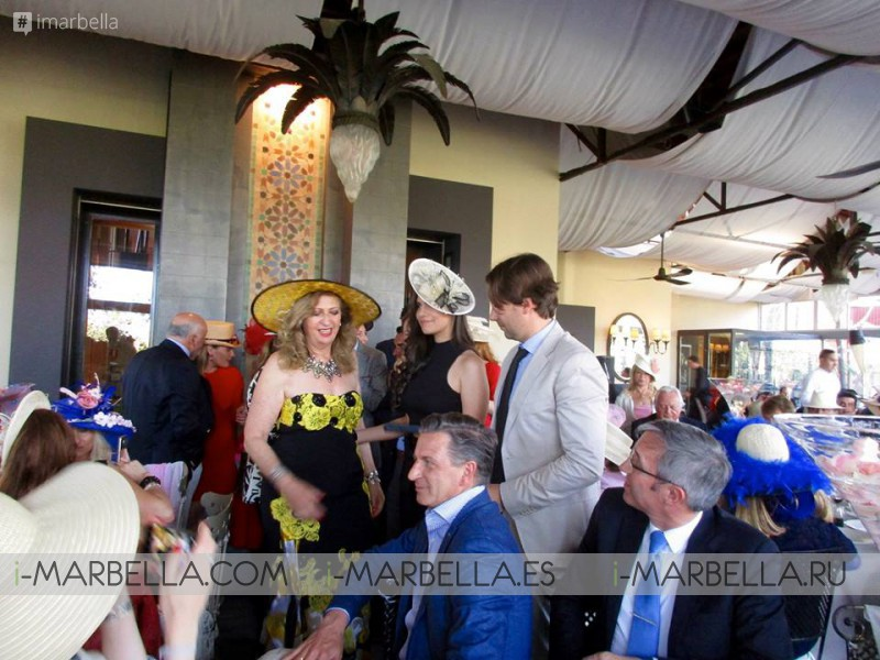 Kristina Szekely Easter Hat Party 2016