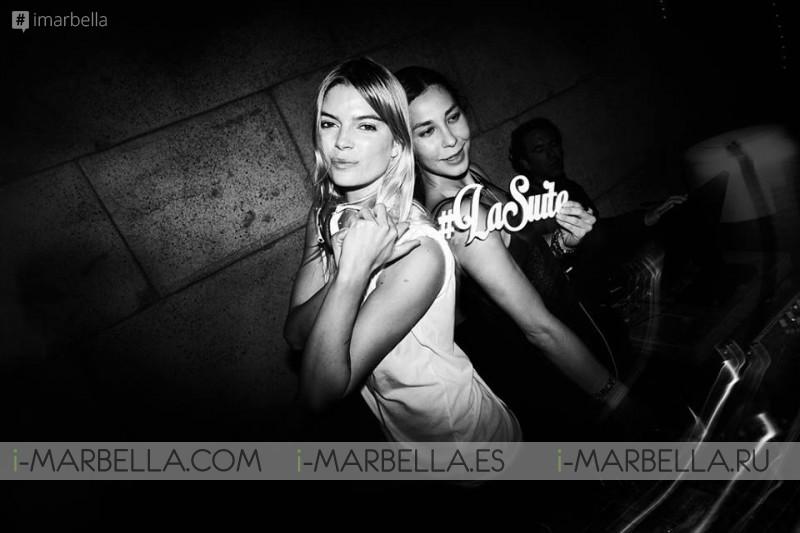В Марбелье открылся новый клуб La Suite - больше фото!