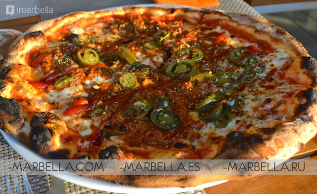 Food Review of Marbella Pizza Kitchen