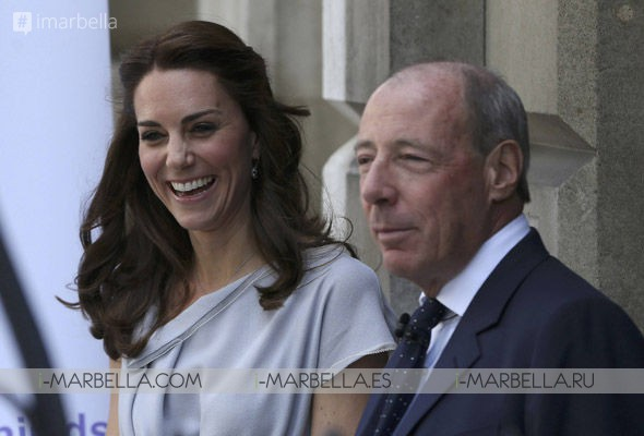 Kate Reveals New Member of the Royal Family