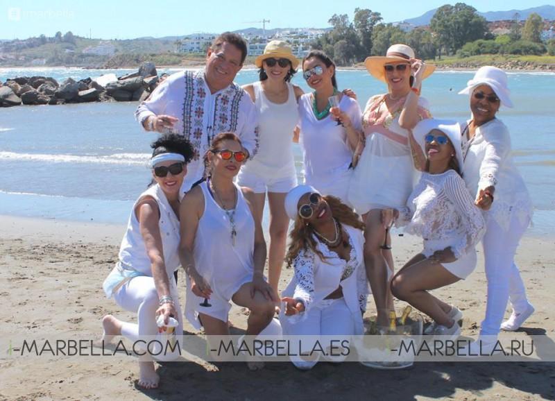 Yanela Brooks Celebrates Birthday in Spain