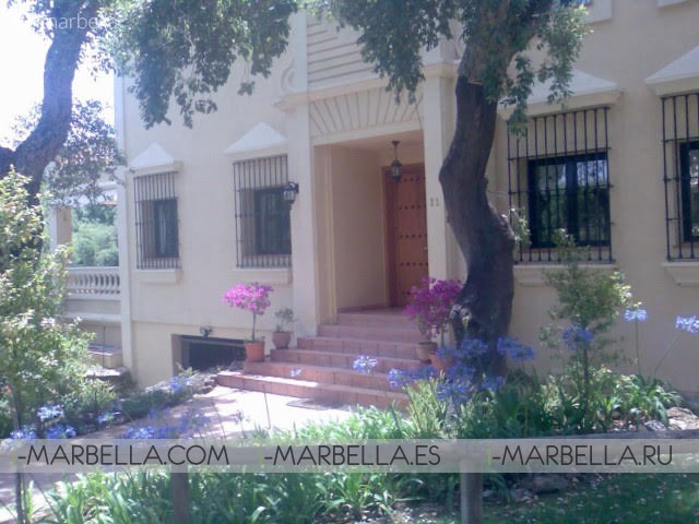 Luxurious Villa for Rent in Sotogrande