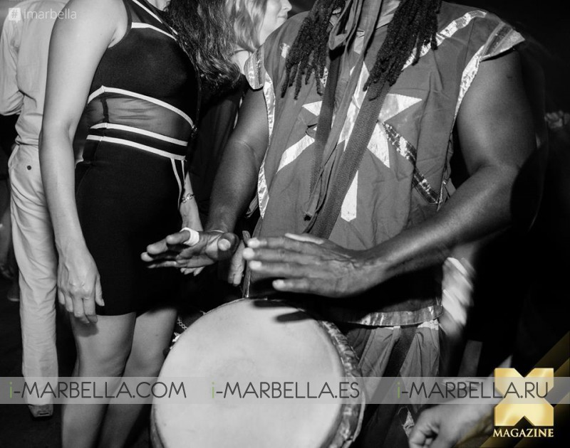 Party @ La Suite Club on May 7, 2016