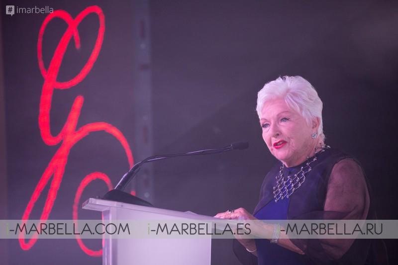 La VI Global Gift Gala París recauda fondos para La Bonne Étoile, UNICEF Francia, Fundación Eva Longoria y Fundación Global Gift