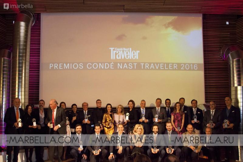 Puente Romano Beach Resort and Spa Receives The Prestigious Condé Nast Traveller Award