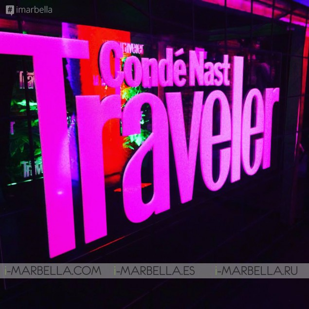 Puente Romano Beach Resort and Spa Receives The Prestigious Condé Nast Traveller Award