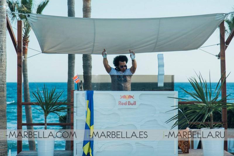 14ª Fiesta Skandi @ Nikki Beach