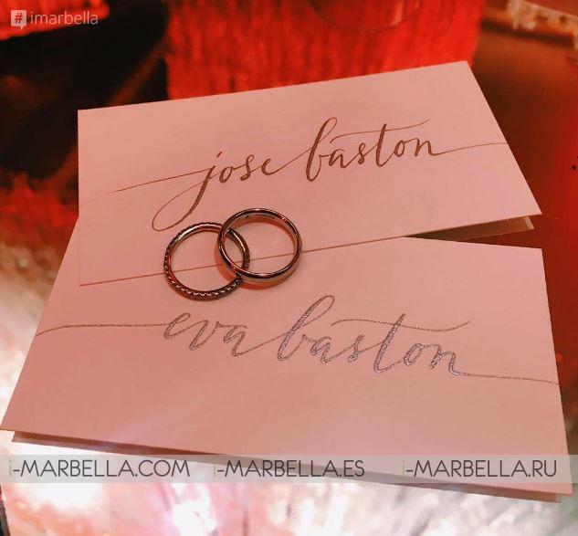Ева Лонгория и Хосе Антонио Бастон поженились