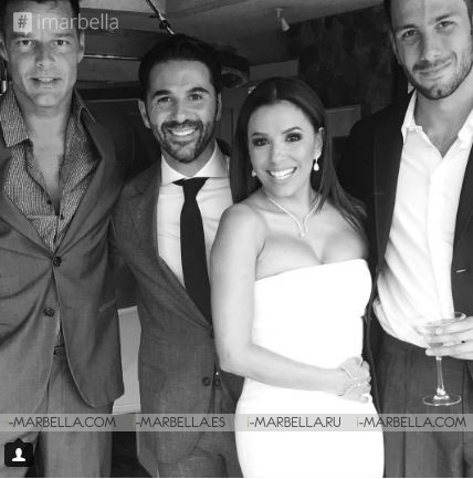 ¡Eva Longoria y José Antonio Bastón se han casado!
