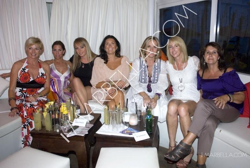 GALERÍA:La revista Tres Chic, presenta su lanzamiento en Suite del Mar, Marbella