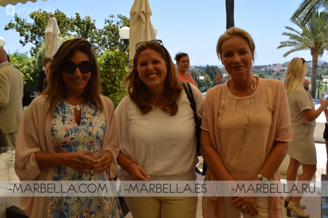 Marbella Expats Business Club Lunch