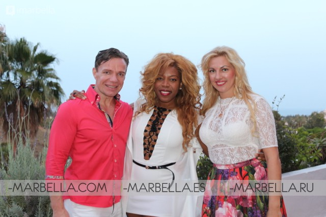 Annika's Blog: Marbella Summer 2016 Opening Party