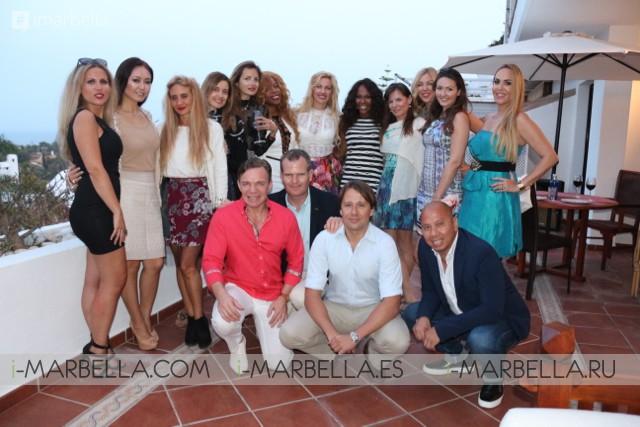 Annika's Blog: Marbella Summer 2016 Opening Party