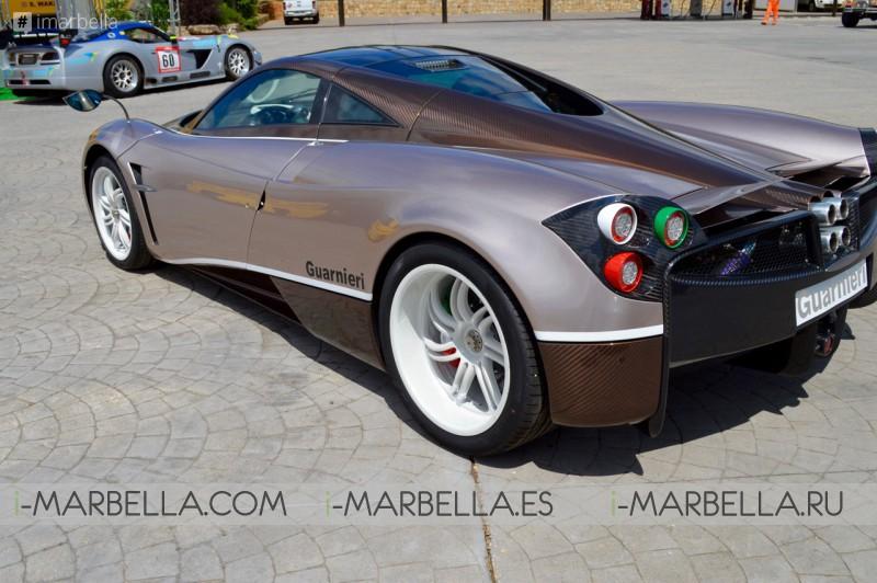Salón de España, punto de encuentro para los mejores coches de lujo del mercado