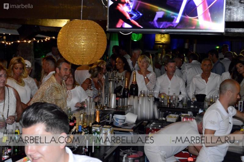 Annika's Blog: White & Gold Party 2016 @ La Sala by the Sea