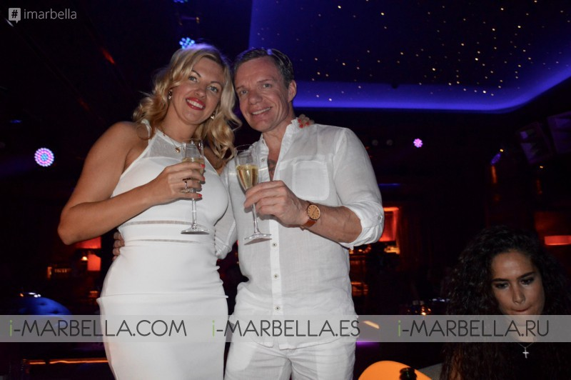 Annika's Blog: White & Gold Party 2016 @ La Sala by the Sea