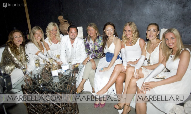 Blog de Annika: Fiesta White & Gold 2016 @ La Sala by the Sea