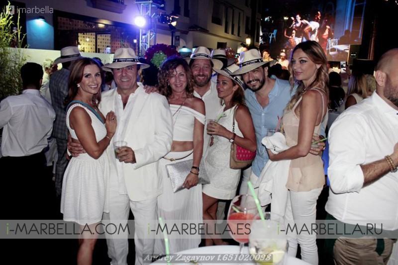 MLW 2016 White Party @ Gomez & Molina Puerto Banus